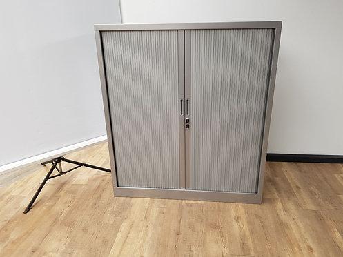 Roldeurkast 135x120 (Licht grijs)(3)