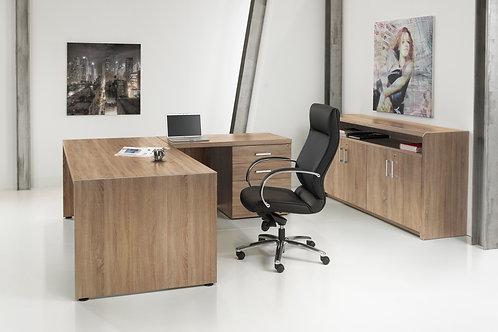Directiebureau manager (hoekcombinatie)