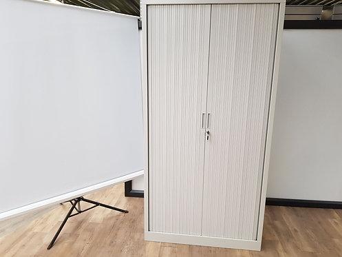 Roldeurkast 198x100 (licht grijs)