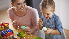 7 Awesome Ways To Celebrate Easter At Home!