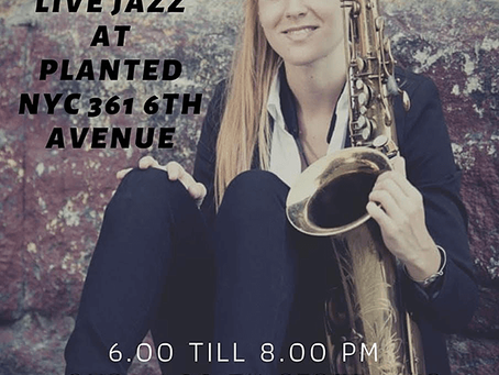 West Village Jazz at Planted