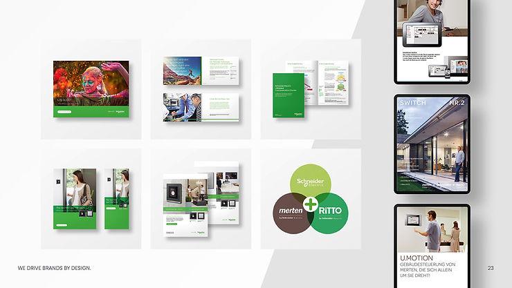 Buch Agenturprofil breitband