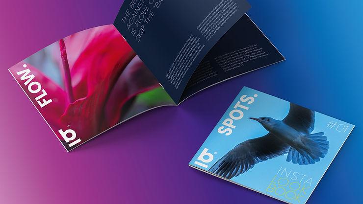 Buch Instalookbook Ausgabe 1 breitband