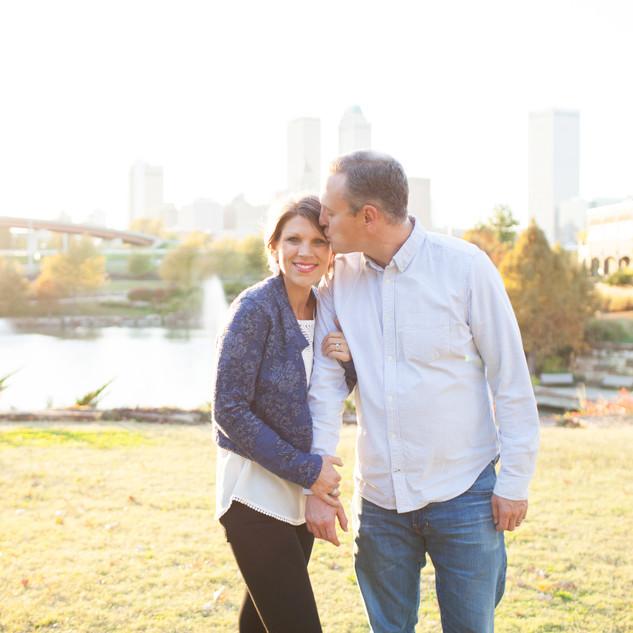 Tulsa Couples Photo Session