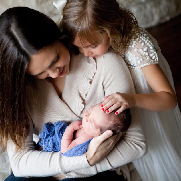 Tulsa Newborn Photo Session