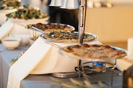 Pizza Catering Buffer