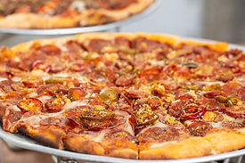 Pizza Catering buffet
