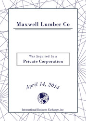 Maxwell Lumber Co.