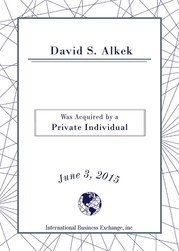 David S. Alkek, MD