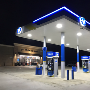 #72671FE - Louisiana Fuel and Convenience Store with Full Deli