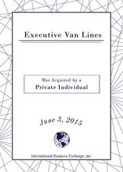 Executive Van Lines