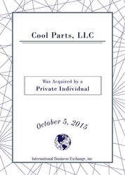 Cool Parts, LLC