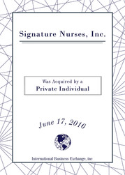 Signature Nurses, Inc.