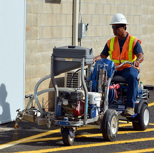 #72149CEH - DFW Special Trade Striping Contractor, Tarrant Co., Texas