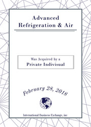 Advanced Refrigeration & Air