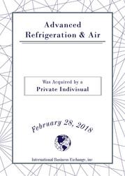 Advanced Refrigeration & Air