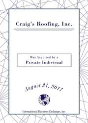 Craig's Roofing, Inc.
