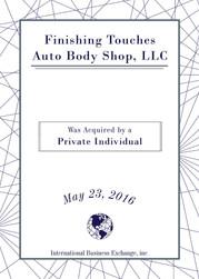 Finishing Touches Auto Body Shop, LLC