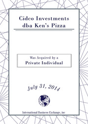 Cidco Investments dba Ken's Pizza