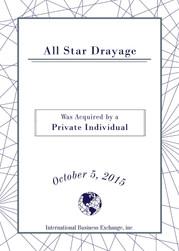 All Star Drayage