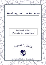 Washington Iron Works Inc.