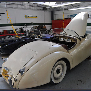 #71858RG - Classic & Collectible Auto Service and Restoration, Houston, Texas