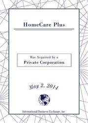 HomeCare Plus