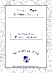 Paragon Pipe & Fence Supply