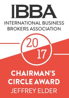 Jeff Elder of IBEX Wins Chairman's Circle Award