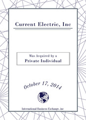 Current Electric, Inc