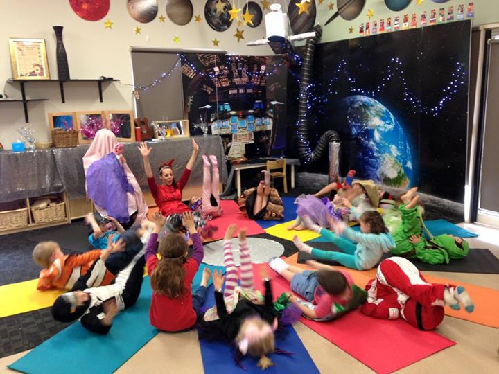 Imagination Yoga with Siouxie Solar
