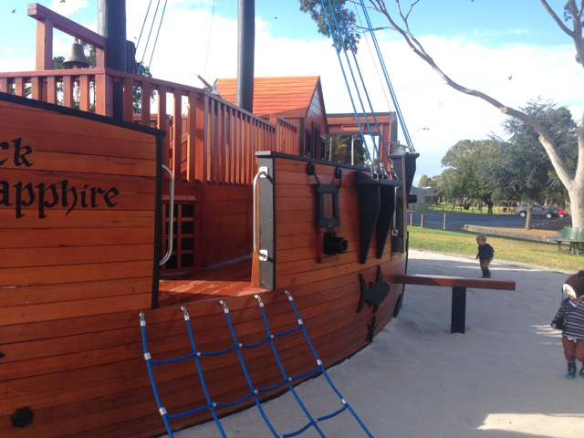 Riverside Playground