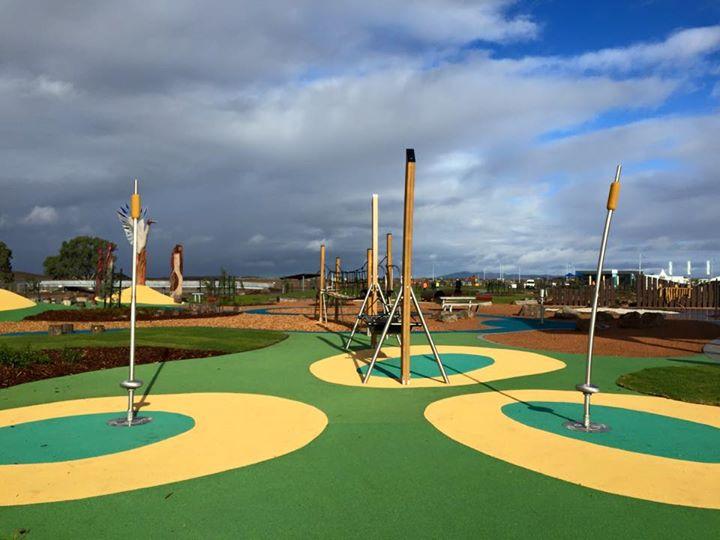 Harpley Playground