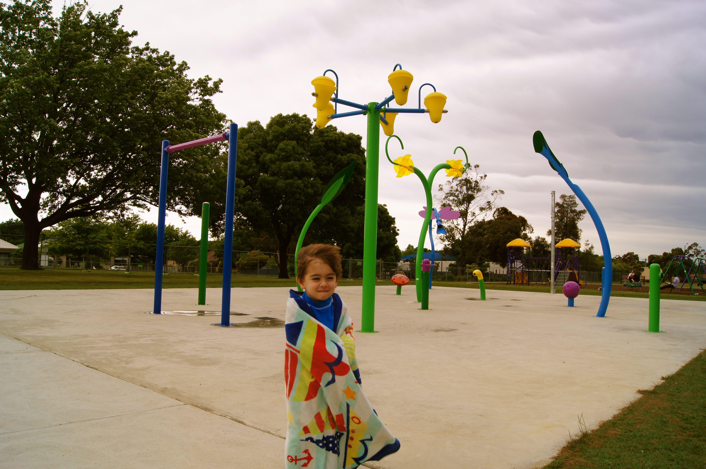 Ballarat Water Playground 5