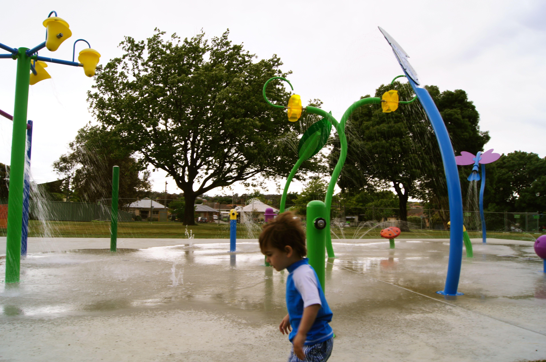 Ballarat Water Playground 3