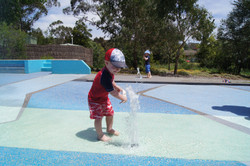Seville Water Play 1