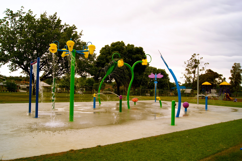 Ballarat Water Playground 1