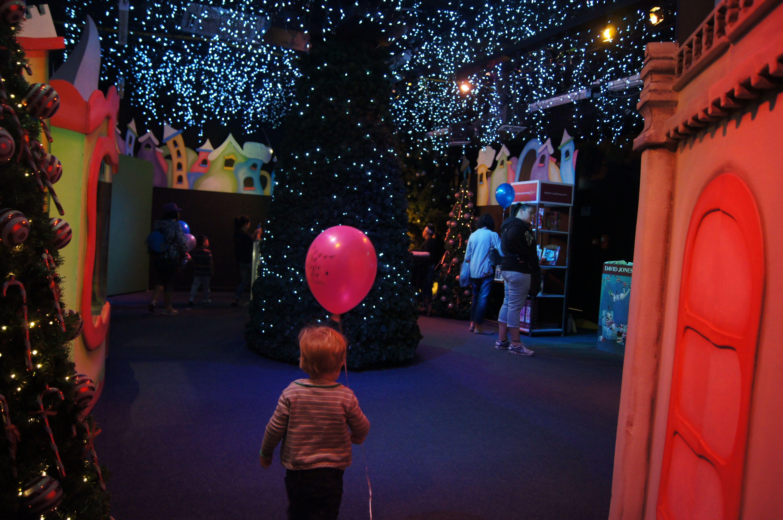 Santa's Magical Cave