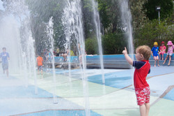 Seville Water Play 3
