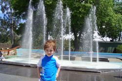 Seville Water Play 2