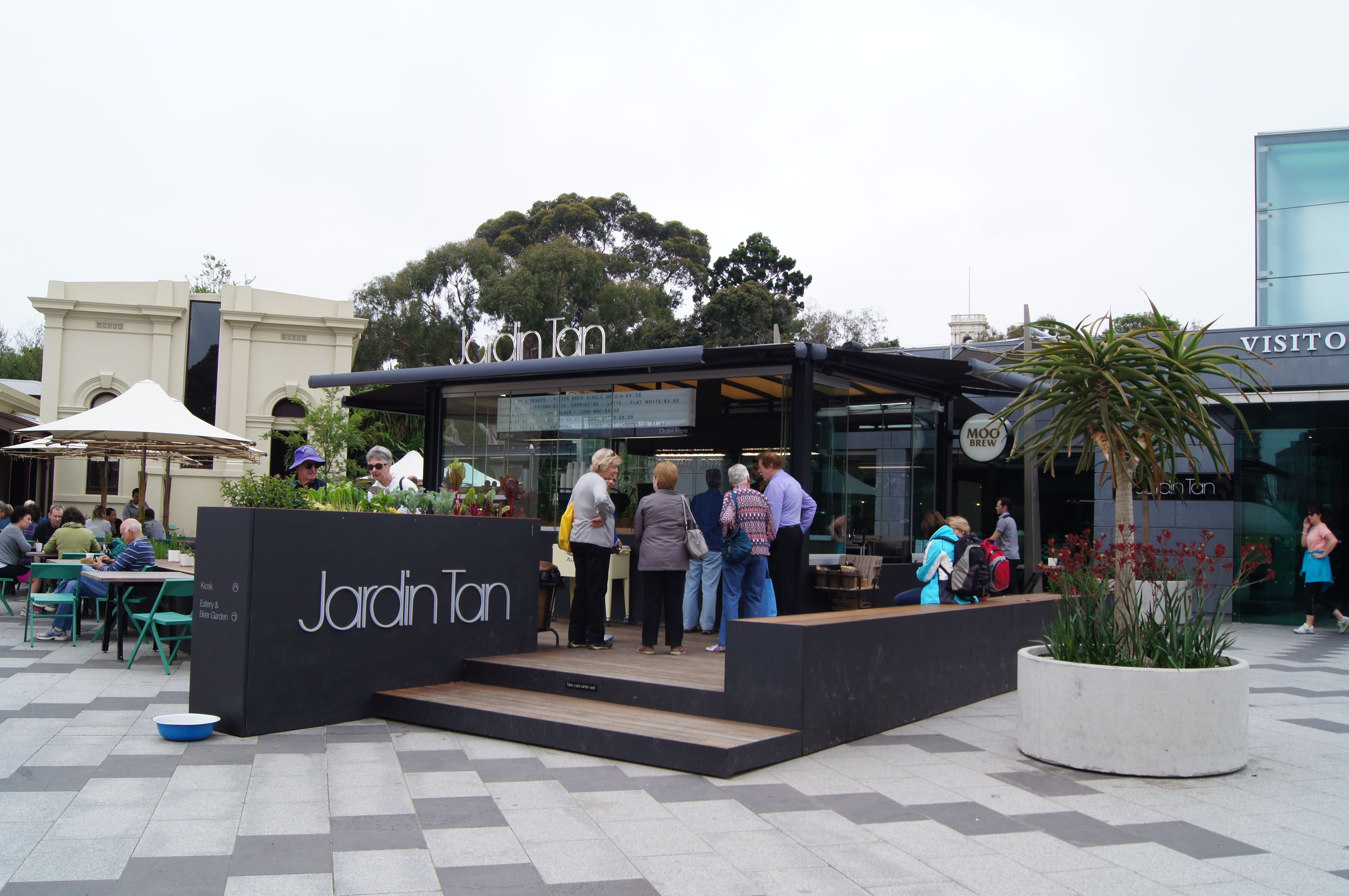 Jardin Tan at RBG