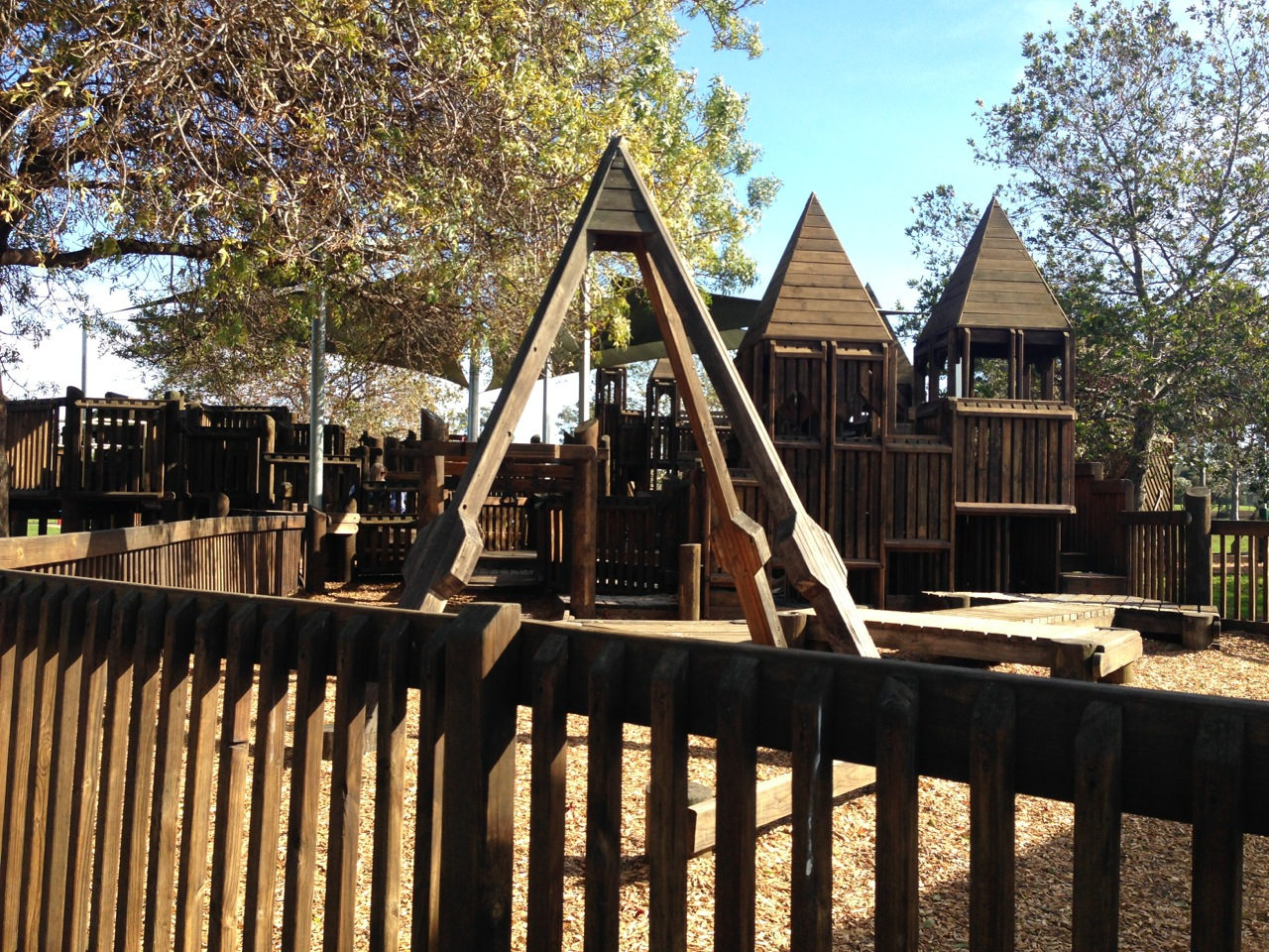 Middle Park Community Playground