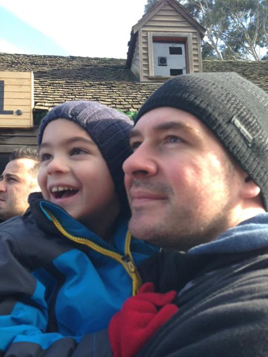 sovereign hill, melbourne with kids