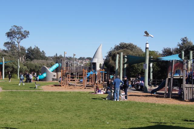 Frankston Waterfront Playground