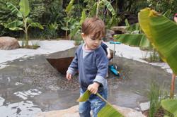 Royal Botanic Gardens Water Play