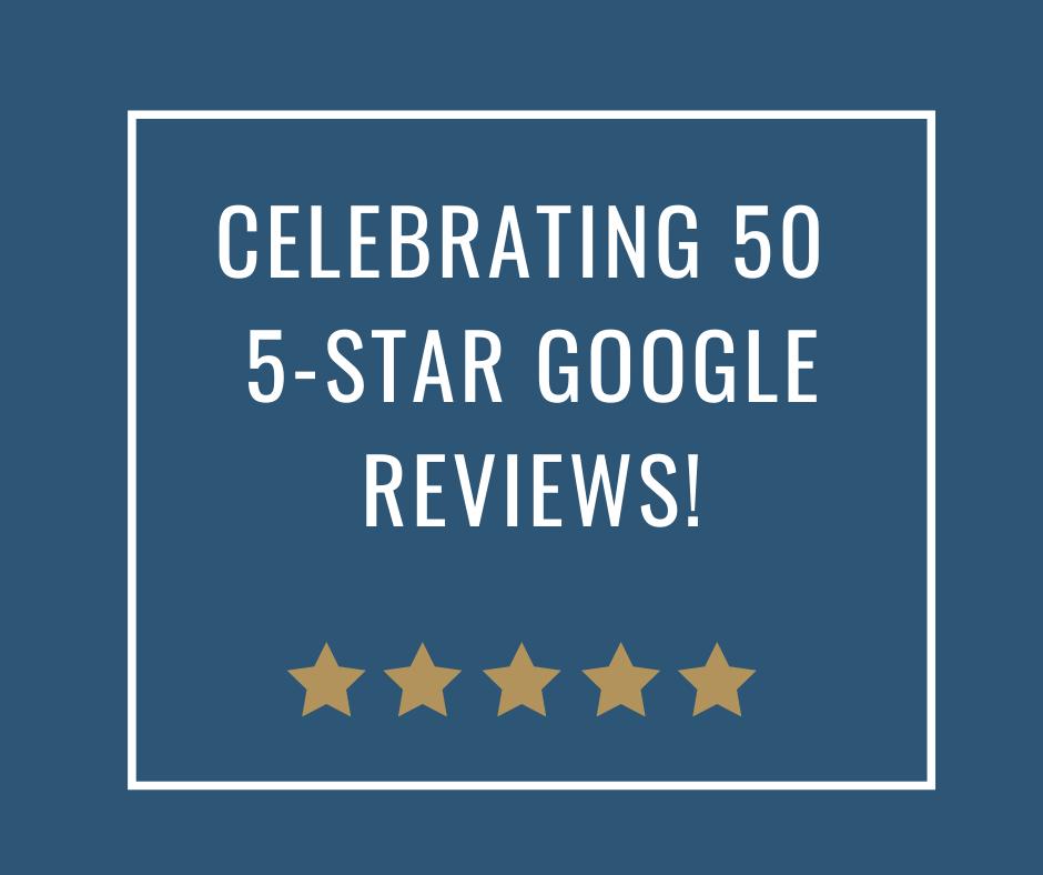 Mortgage Broker Melbourne celebrates 50 5-Star google reviews