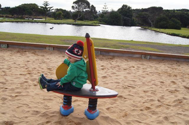 Lake Pertobe Playground