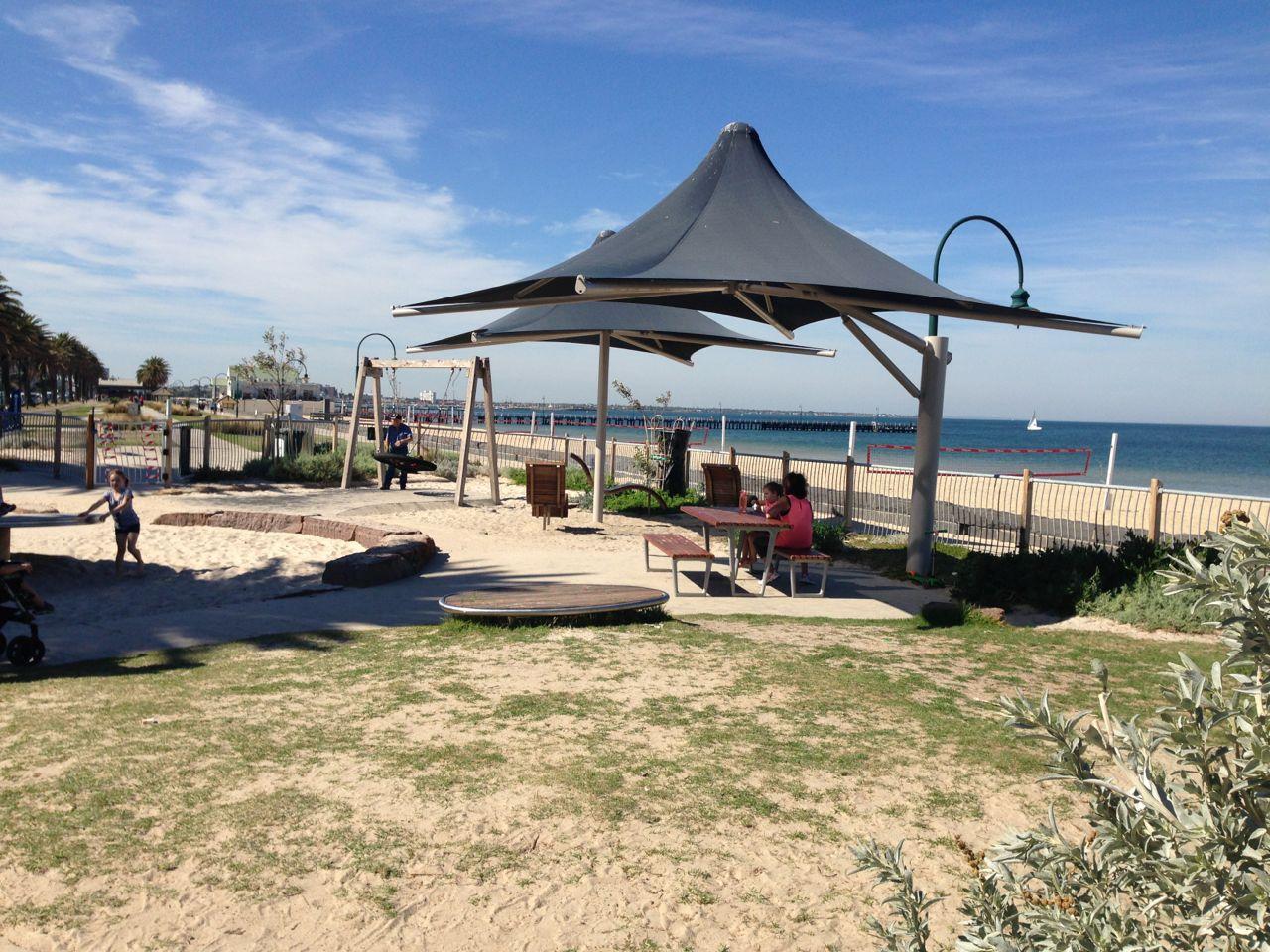 Albert Park Beach