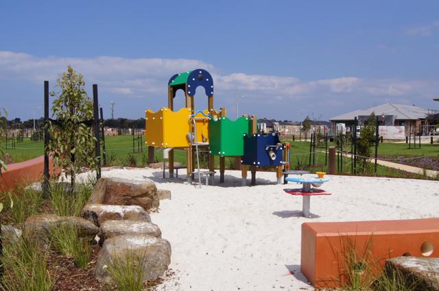 Village Park, Werribee