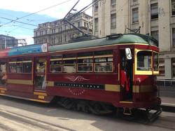 Access via City Circle Tram